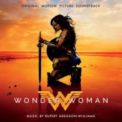 Rupert Gregson-Williams: Wonder Woman - Plak