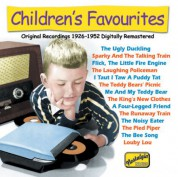 Children's Favourites, Vol. 1: Original Recordings (1926-1952) - CD