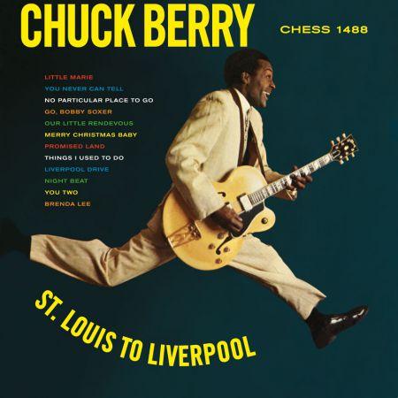 Chuck Berry: St. Louis To Liverpool - Plak