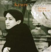 Freddy Kempf: Chopin - etudes Opp.10 & 25 - SACD