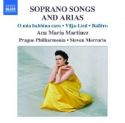 Ana María Martínez: Martinez, Ana Maria: Soprano Songs And Arias - CD