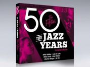 Billie Holiday, Miles Davis, Charles Mingus: The Jazz Years - The Fifties - CD