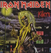 Iron Maiden: Killers - Plak