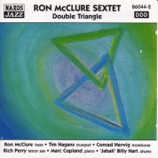Ron Mcclure Sextet: Double Triangle - CD