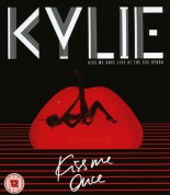 Kylie Minogue: Kiss Me Once-Live at the SSE Hydro - BluRay
