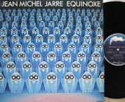 Jean-Michel Jarre: Equinoxe - Plak