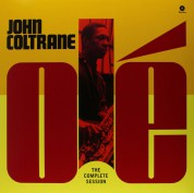 John Coltrane: Olé Coltrane - The Complete Session - Plak
