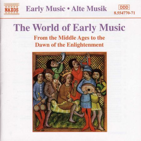 World of Early Music - CD