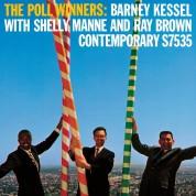 Shelly Manne, Ray Brown, Barney Kessel: The Poll Winners - Plak