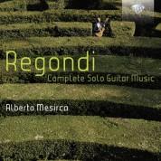 Mesirca Alberto: Regondi: Complete Solo Guitar Music - CD