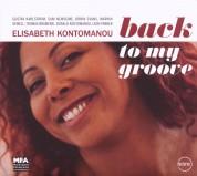 Elisabeth Kontomanou: Back To My Groove - CD
