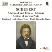Ferdinand von Bothmer: Schubert: Lied Edition 29 - Settings of Various Poets - CD