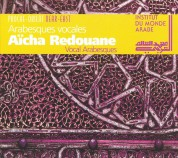 Aïcha Redouane: Vocal Arabesques - CD