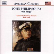 Sousa: On Stage - CD