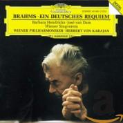 Herbert von Karajan, Wiener Symphoniker, Barbara Hendricks: Brahms: Ein Deutsches Requiem - CD