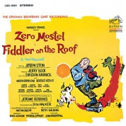 Çeşitli Sanatçılar: Fiddler on the Roof (Original Broadway Cast Recording) - Plak