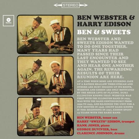 """Ben Webster, Harry """"Sweets"""" Edison: Ben & Sweet - Plak"""