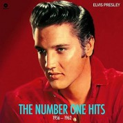 Elvis Presley: The Number One Hits 1956-1962 - Plak