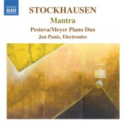 Xenia Pestova: Stockhausen: Mantra - CD