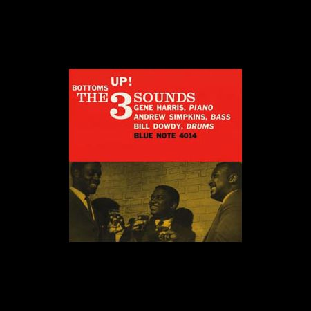 The 3 Sounds: Bottom's Up (45rpm-edition) - Plak