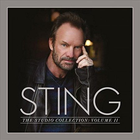 Sting: The Studio Collection: Volume II (Limited-Edition) - Plak