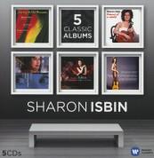 Sharon Isbin: 5 Classic Albums - CD