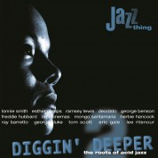 Çeşitli Sanatçılar: Diggin' Deeper Vol.2: The Roots Of Acid Jazz - Plak