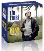 Léo Ferré: L'Age D'Ors 1960-1967 Vol 2 - CD