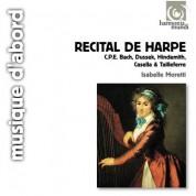 Isabelle Moretti: Harp Recital - CD