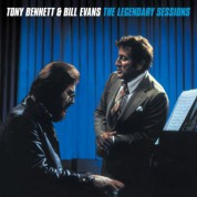 Tony Bennett, Bill Evans: The Legendary Sessions - CD