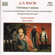 Bach, J.S.: Christmas Cantatas - CD