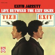 Keith Jarrett Trio: Life Between The Exit Signs - Plak