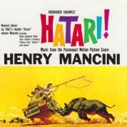 Henry Mancini: OST - Hatari! (200g-edition) - Plak