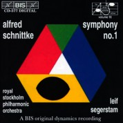 Leif Segerstam, Kgl. Stockholms Filharmoniska Orkester: Schnittke - Symphony no.1 - CD