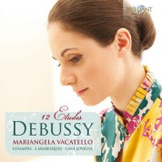 Mariangela Vacatello: Debussy: Etudes, Estampes - CD