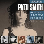 Patti Smith: Original Album Classics - CD