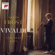 Martin Fröst: Vivaldi - CD