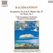 Rachmaninov: Symphony No. 2 / The Rock, Op. 7 - CD