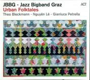 Jazz Big Band Graz: Urban Folktales - CD