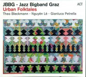 Jazz Big Band Graz: Urban Folktales - CD