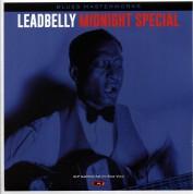 Leadbelly: Midnight Special (Blue Vinyl) - Plak