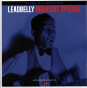 Leadbelly: Midnight Special (Blue Vinyl) - Plak