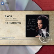 Itzhak Perlman: Bach: Sonatas and Partitas - CD