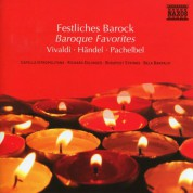 Capella Istropolitana: Baroque Favorites - CD