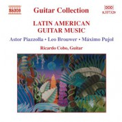 Latin American Guitar Music - CD