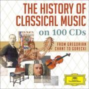 Çeşitli Sanatçılar: The History Of Classical Music On 100 Cds - CD