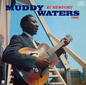 Muddy Waters: At Newport 1960 - Plak