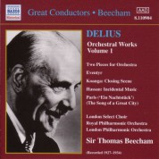 London Philharmonic Orchestra: Delius: Orchestral Works, Vol.  1 (Beecham) (1927-1934) - CD