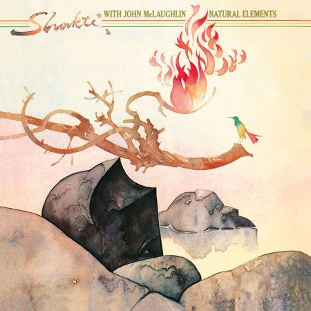 Shakti With John McLaughlin: Natural Elements - Plak