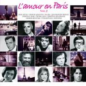 Çeşitli Sanatçılar: L'amour en Paris 2 - Plak